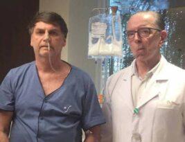 Bolsonaro pode passar por cirurgia para tirar parte do intestino