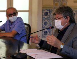 João e Cícero abrem Dia D da vacinação contra a Covid-19 neste sábado na Lagoa do Parque Solon de Lucena