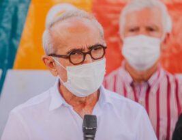 """Cícero Lucena, sobre o 'Dia D' da Vacinação: 'Vamos cumprir nosso papel de evitar mortes"""""""