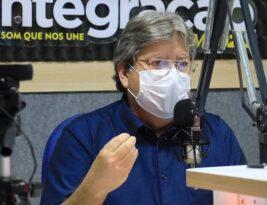 João Azevedo crítica discurso de Bolsonaro na ONU e diz que o Brasil combate duas crises: sanitária e da mentira
