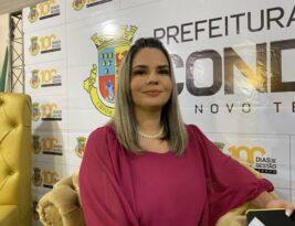 Justiça cassa mandato de Karla Pimentel e determina posse de Márcia Lucena na prefeitura do Conde