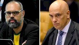 Moraes determina prisão preventiva e extradição do blogueiro bolsonarista Allan dos Santos, que está nos EUA