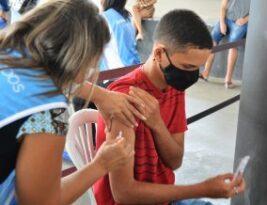 João Pessoa vacina, nesta quarta-feira, adolescentes 14+, D2 para todos os públicos e 61+ com D3